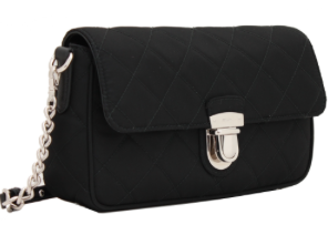 aa81a07a1a04 Prada Nylon Quilted Convertible Clutch - NET FASHIONISTA